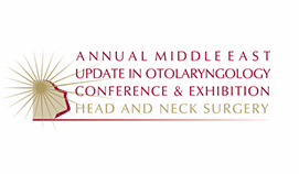 Annual Middle East Update in Otolaryngology
